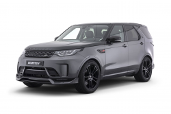 В Startech представили тюнинг Land Rover Discovery 5