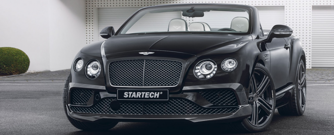 Тюнинг Bentley Continental GTC