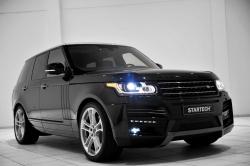В Startech тюнинговали Range Rover 4