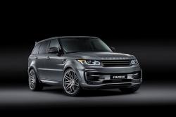 Тюнинг программа для Range Rover Sport 2 от Startech