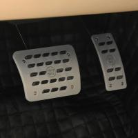 STARTECH Алюминиевые накладки педалей