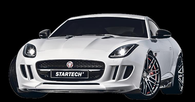 Тюнинг Jaguar F-Type
