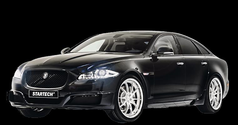 Тюнинг Jaguar XJ в Киеве