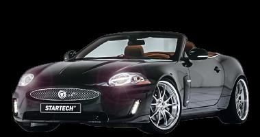 Тюнинг Jaguar XK и XK-R