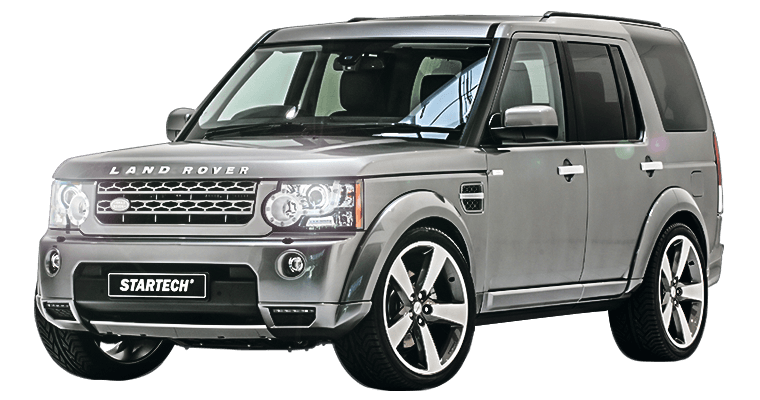 Тюнинг Land Rover Discovery в Киеве