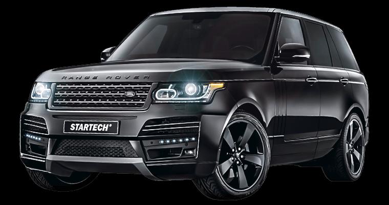 Тюнинг Range Rover (Киев и Украина)