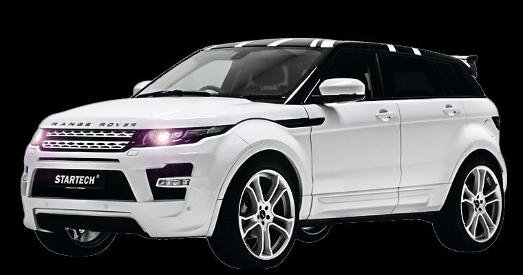 Тюнинг Range Rover Evoque в Киеве