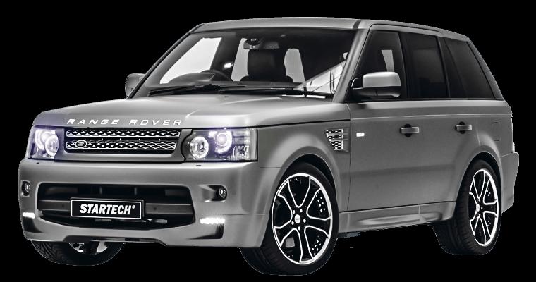Тюнинг Range Rover Sport (2010-2013) в Киеве